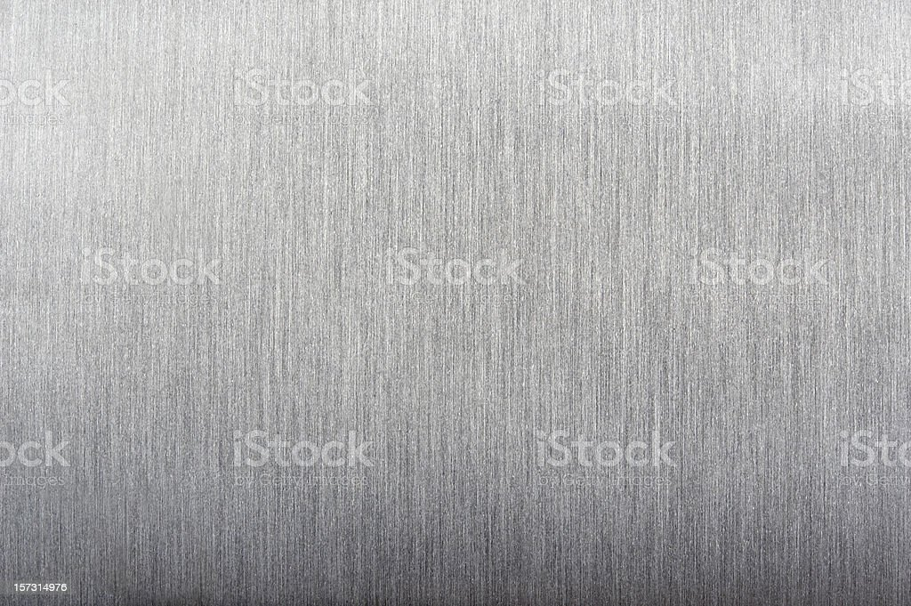 Real stainless steel stock photo