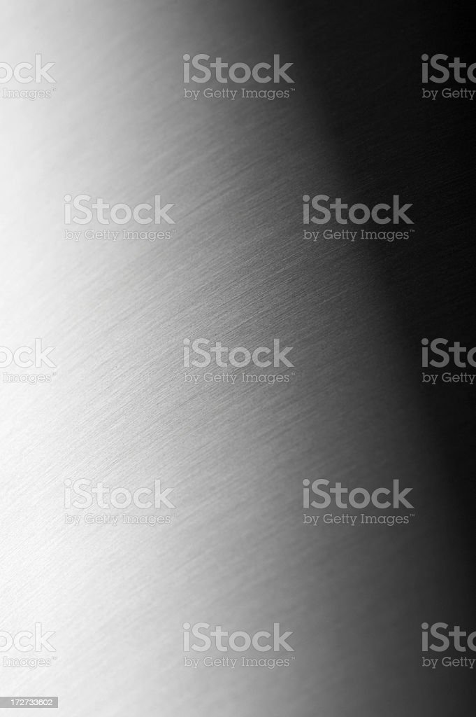 Real stainless steel royalty-free stock photo
