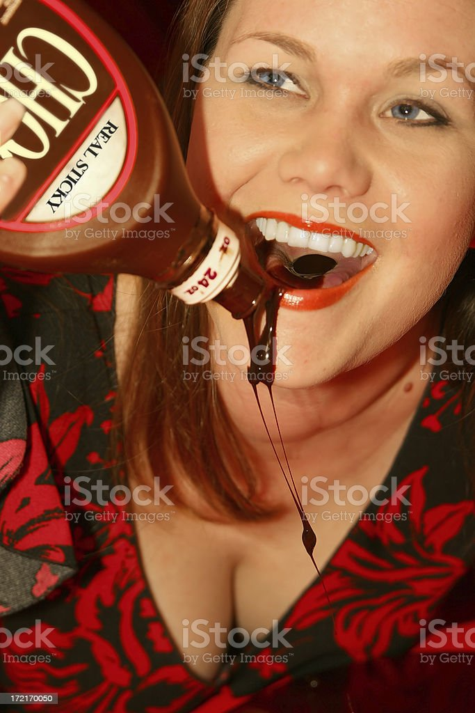 Real Sticky royalty-free stock photo