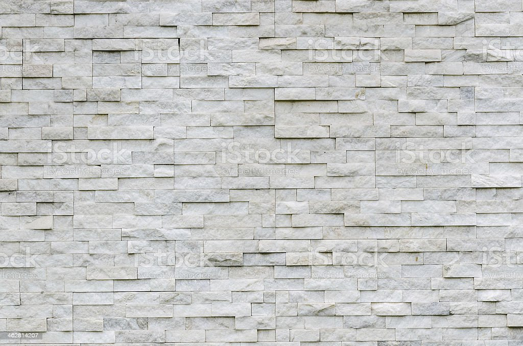 real stone wall pattern stock photo