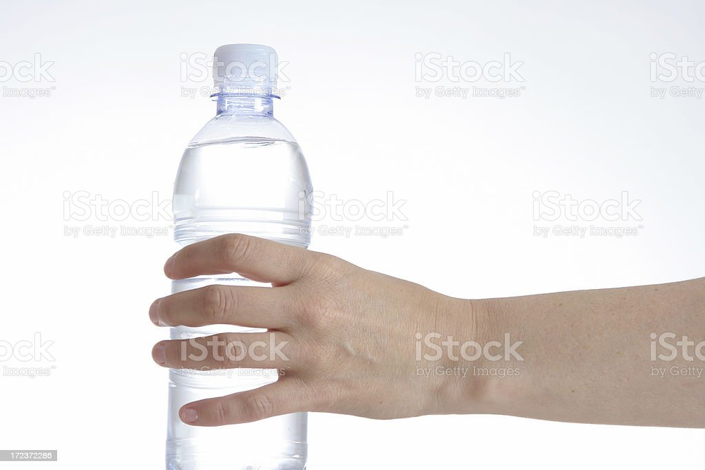 real thirst royalty-free stock photo