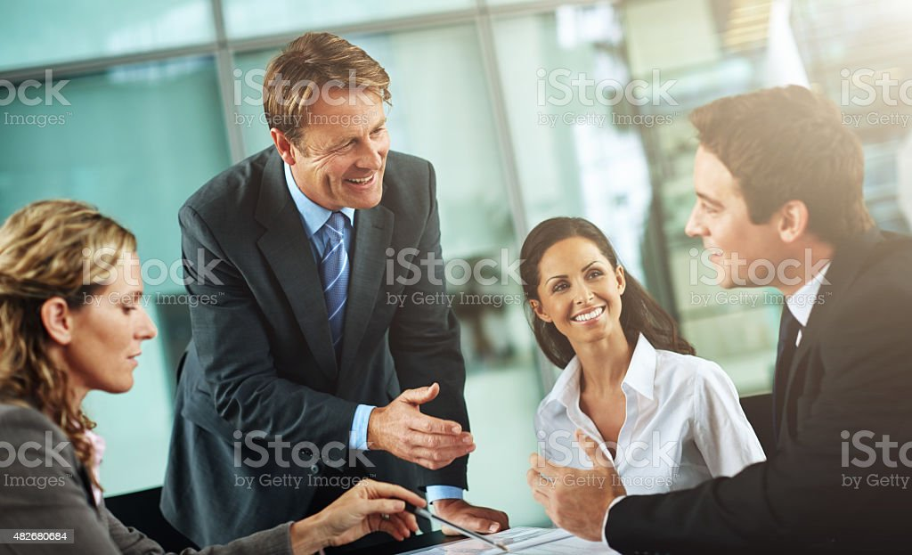 I really like what you're doing stock photo