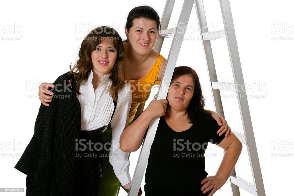 Really women royalty-free stock photo