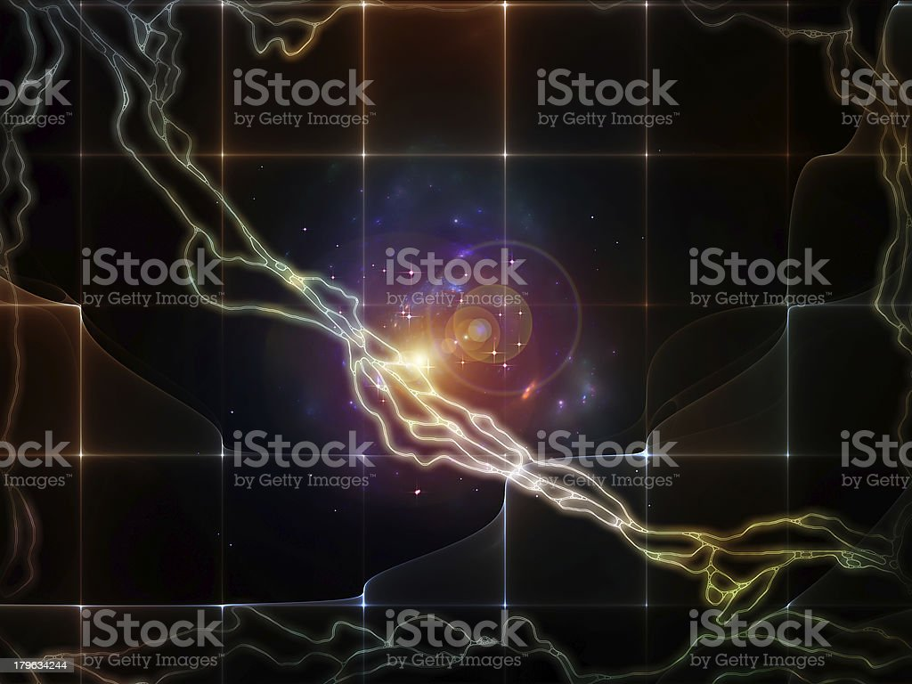 Realms of Flow royalty-free stock photo