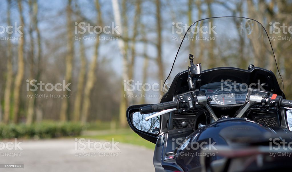 rearview stock photo