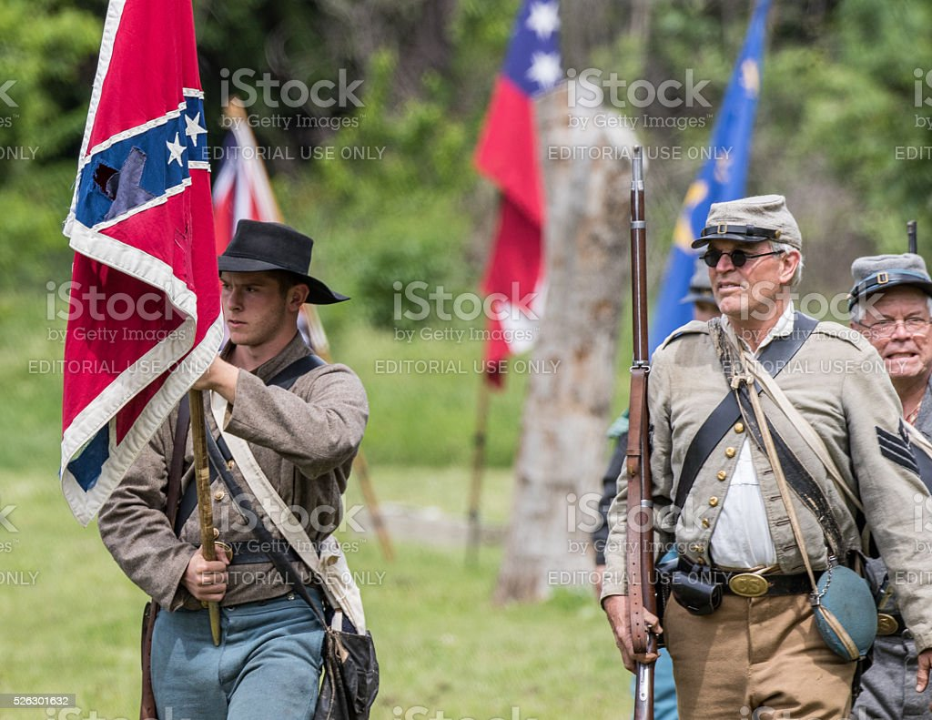 Rebels on the Move stock photo