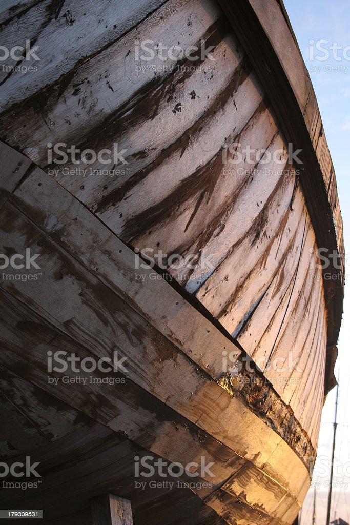 Rebuilding the Ark royalty-free stock photo