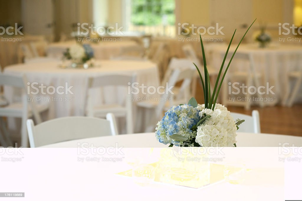 Reception Hall royalty-free stock photo