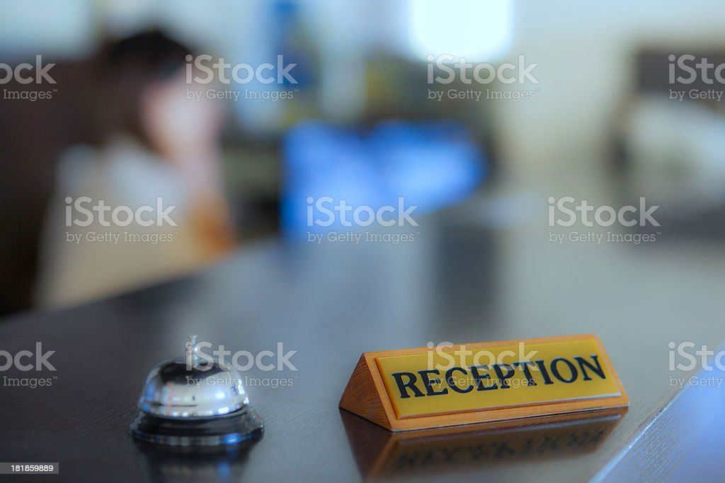 Reception royalty-free stock photo