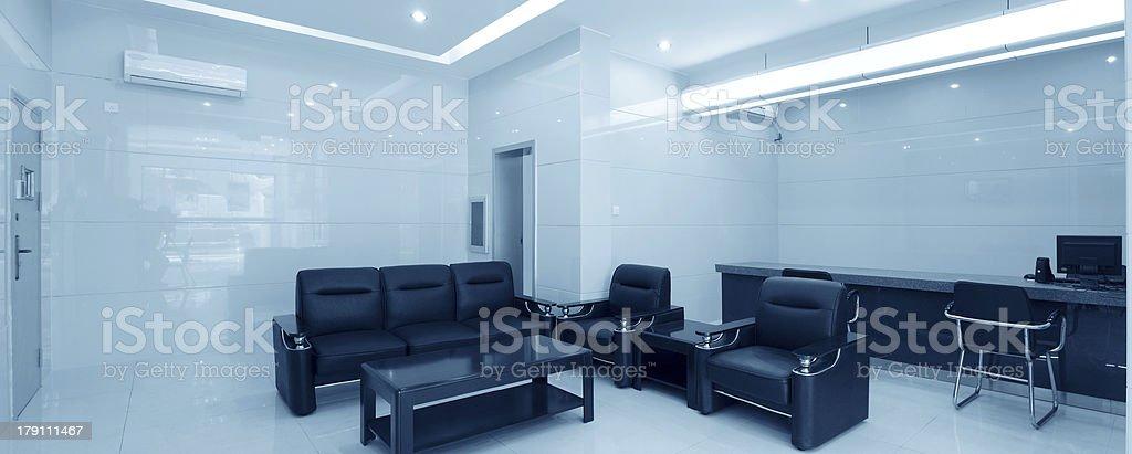 reception room royalty-free stock photo