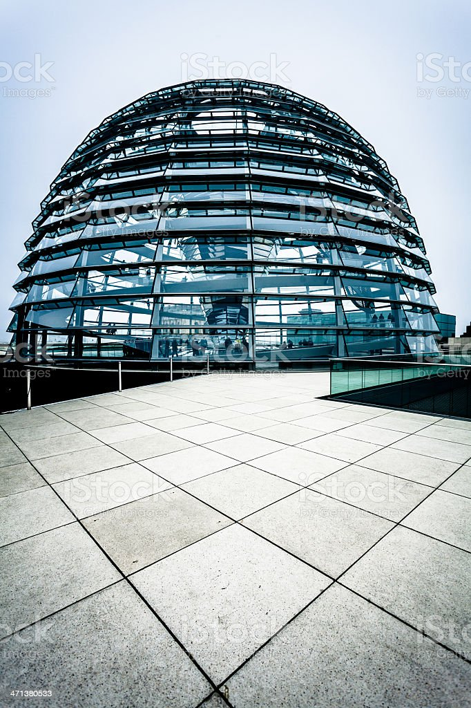 Modern Architecture Berlin rechistag glass dome modern architecture berlin landmark stock