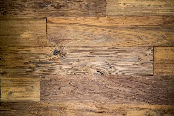 Reclaimed Mushroom Barn Wood Wall Covering stock photo - Reclaimed Wood Texture Pictures, Images And Stock Photos - IStock
