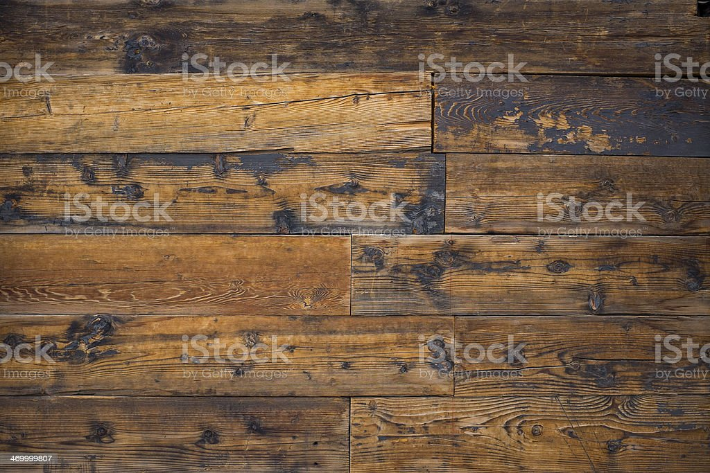 Reclaimed Wood Background stock photo
