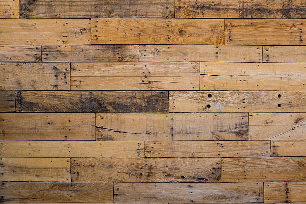 ... Reclaimed Wood Background stock photo ... - Reclaimed Wood Background Pictures, Images And Stock Photos - IStock