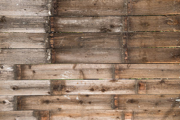 Reclaimed Wood Background stock photo - Reclaimed Wood Background Pictures, Images And Stock Photos - IStock