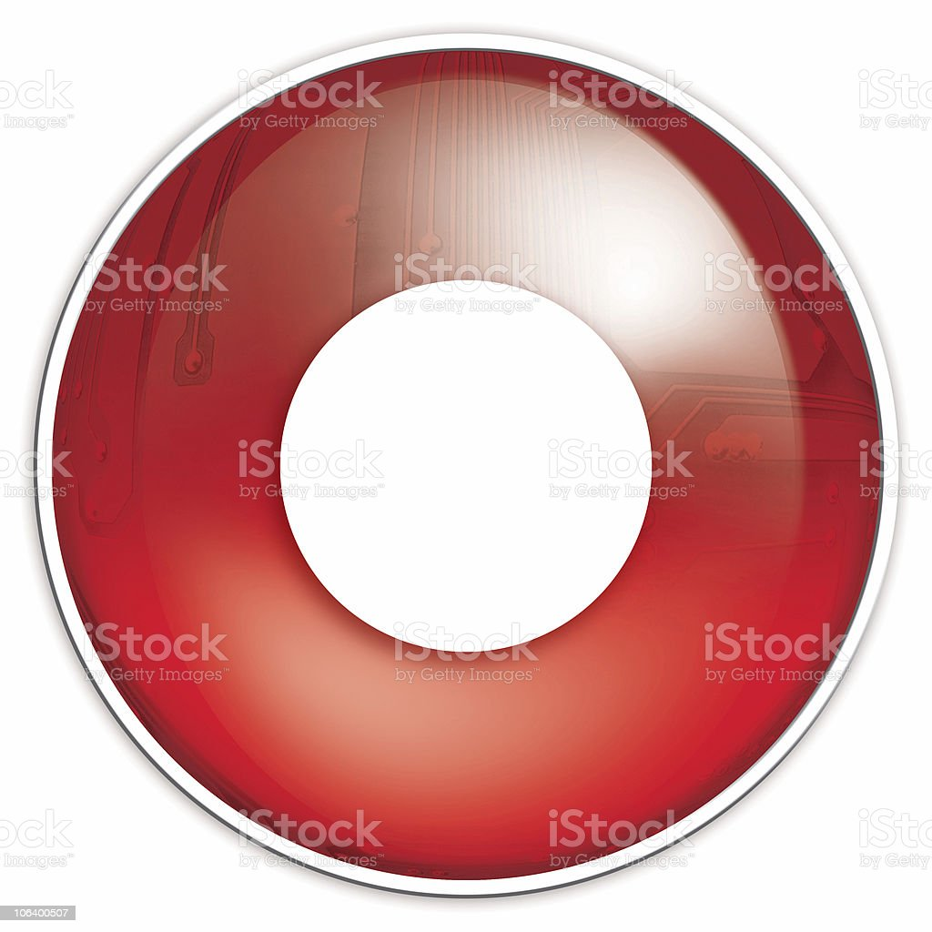 record button royalty-free stock photo