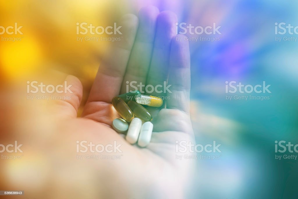 recreational drugs stock photo