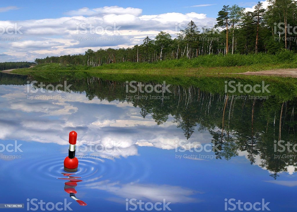 recreational landscape royalty-free stock photo