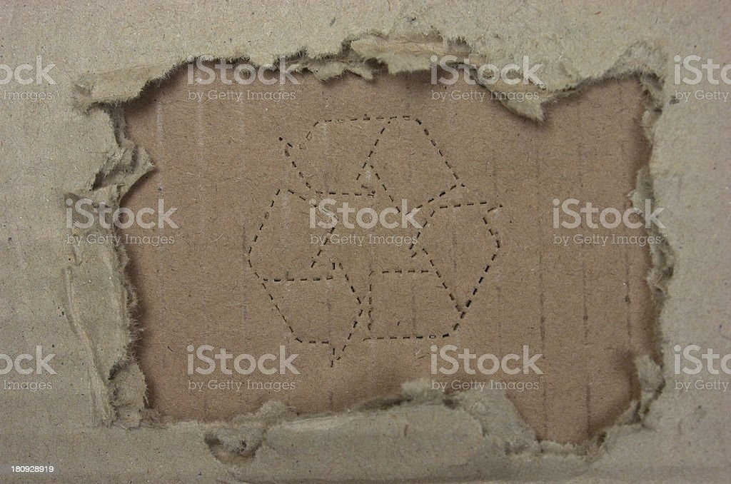 Recycle background royalty-free stock photo