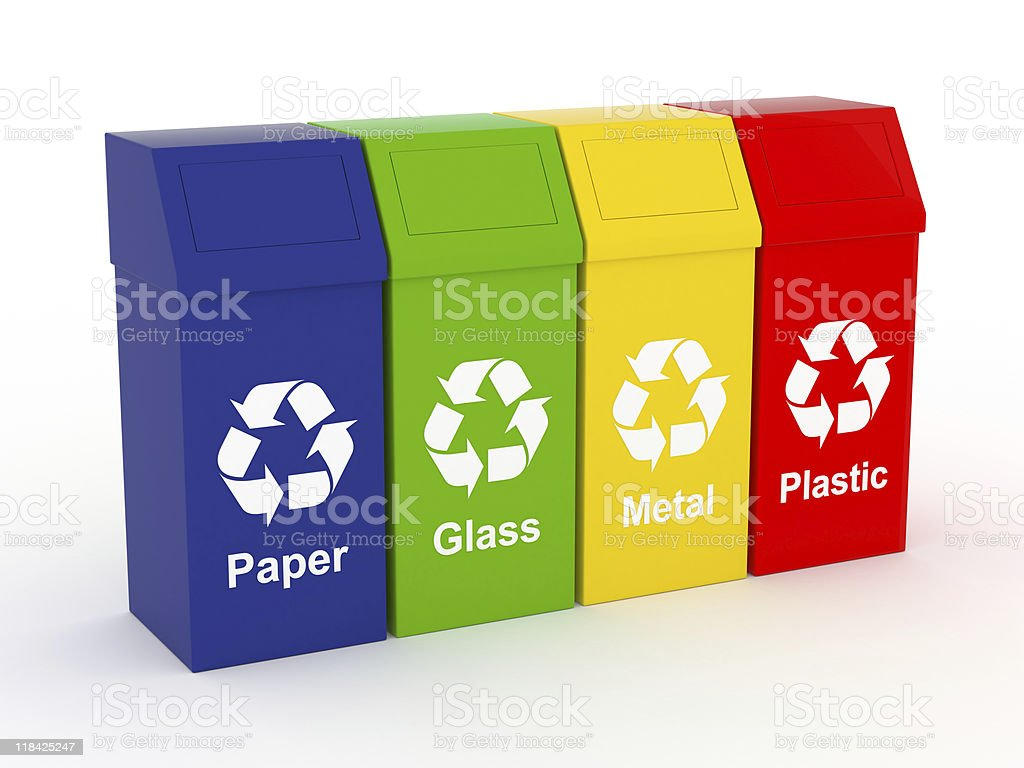 Recycle Concept. royalty-free stock photo