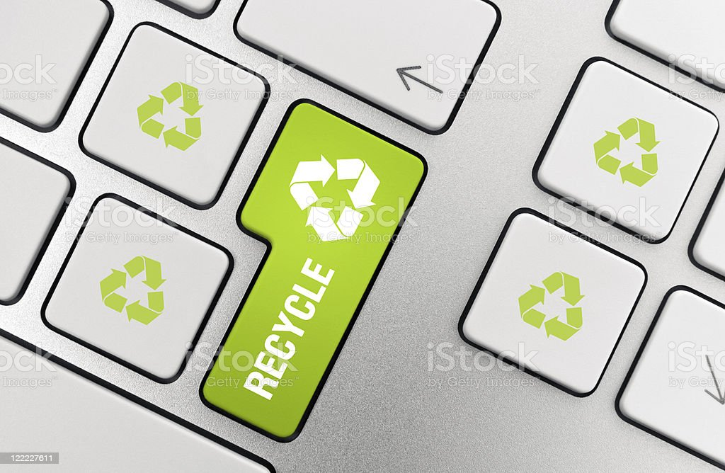 Recycle Concept royalty-free stock photo