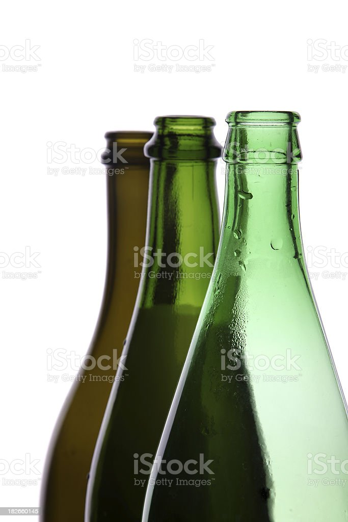 Recycle Glass royalty-free stock photo