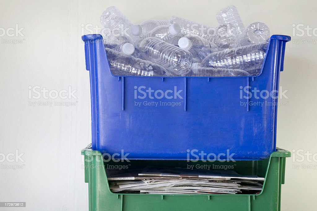 Recycle II royalty-free stock photo