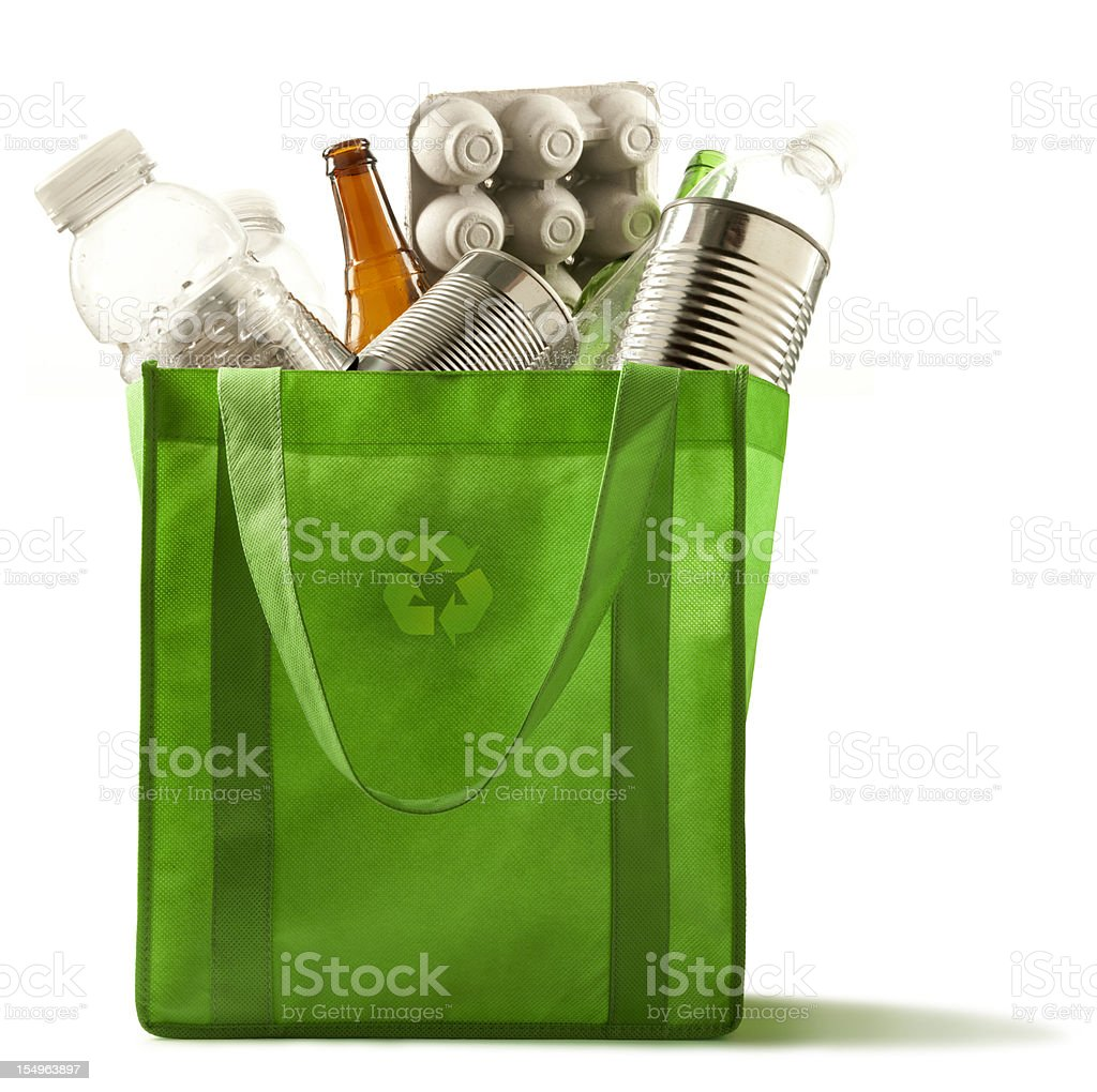 Recycle royalty-free stock photo