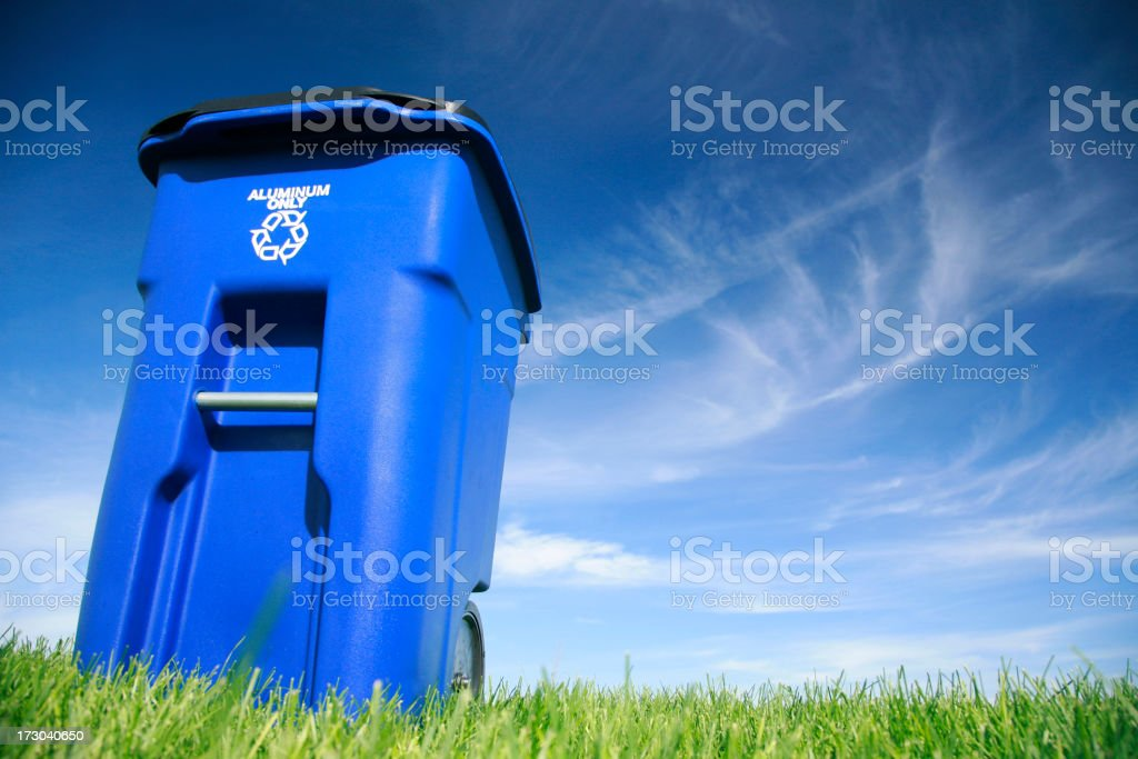 Recycle Series royalty-free stock photo