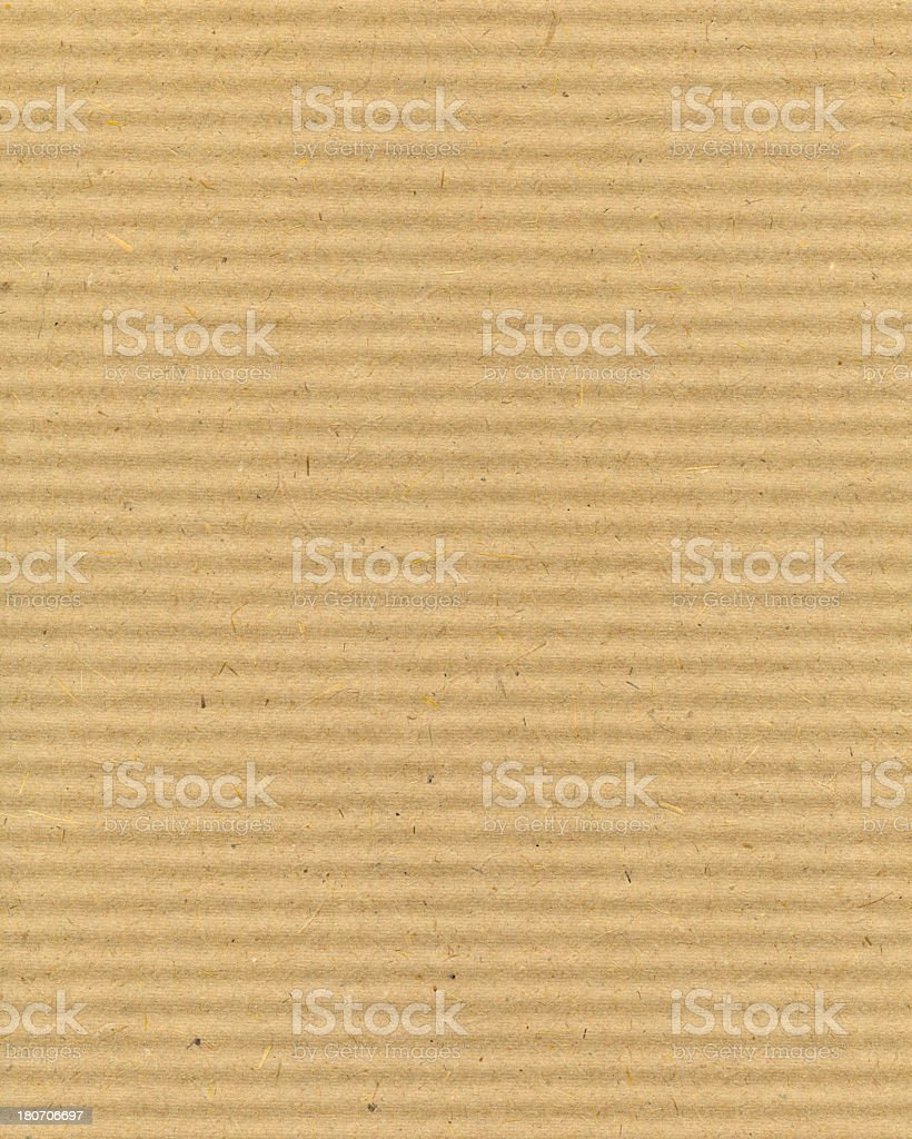 recycled beige cardboard royalty-free stock photo