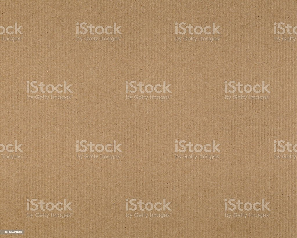 recycled cardboard royalty-free stock photo