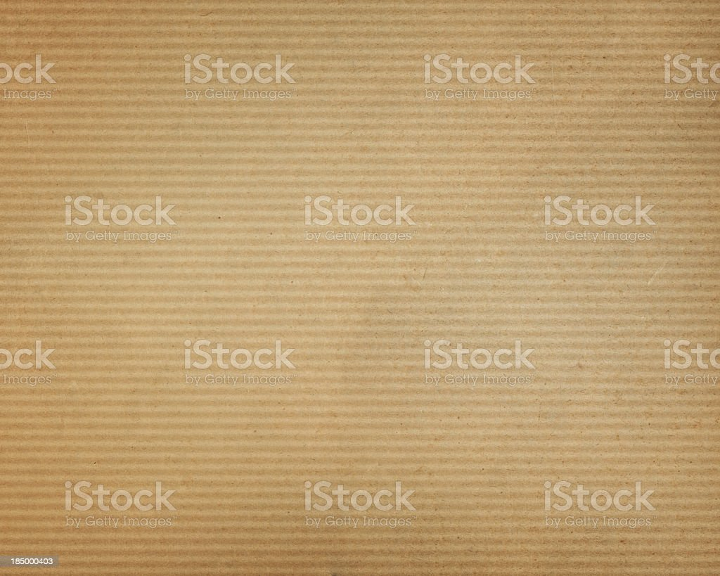 recycled cardboard stock photo