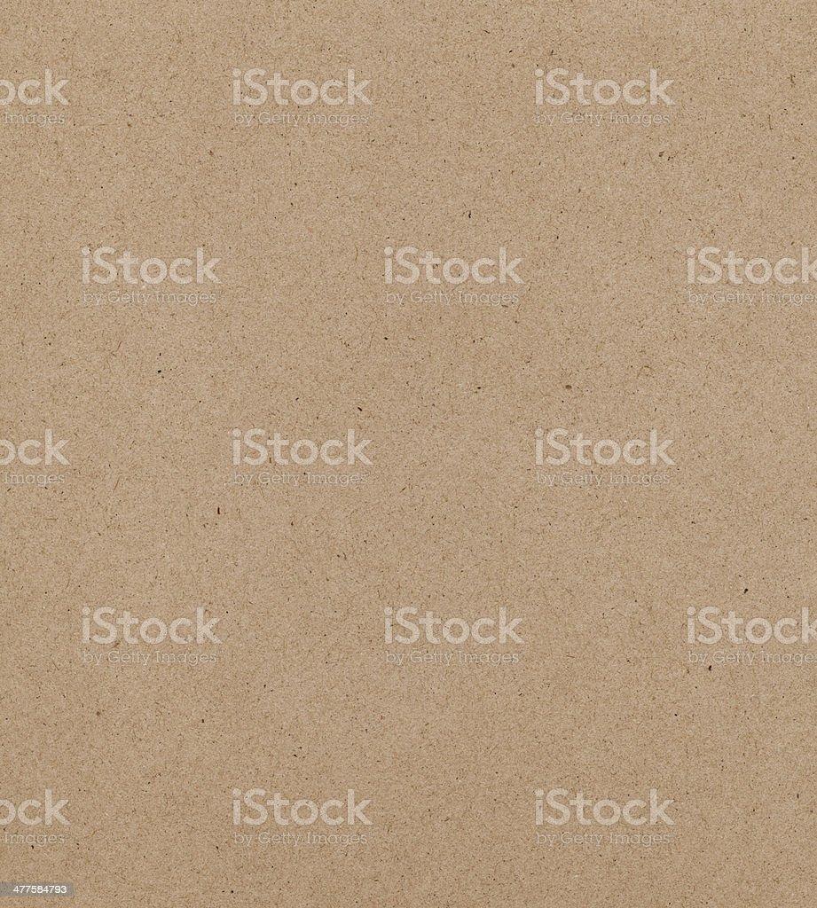 recycled cardboard stock photo