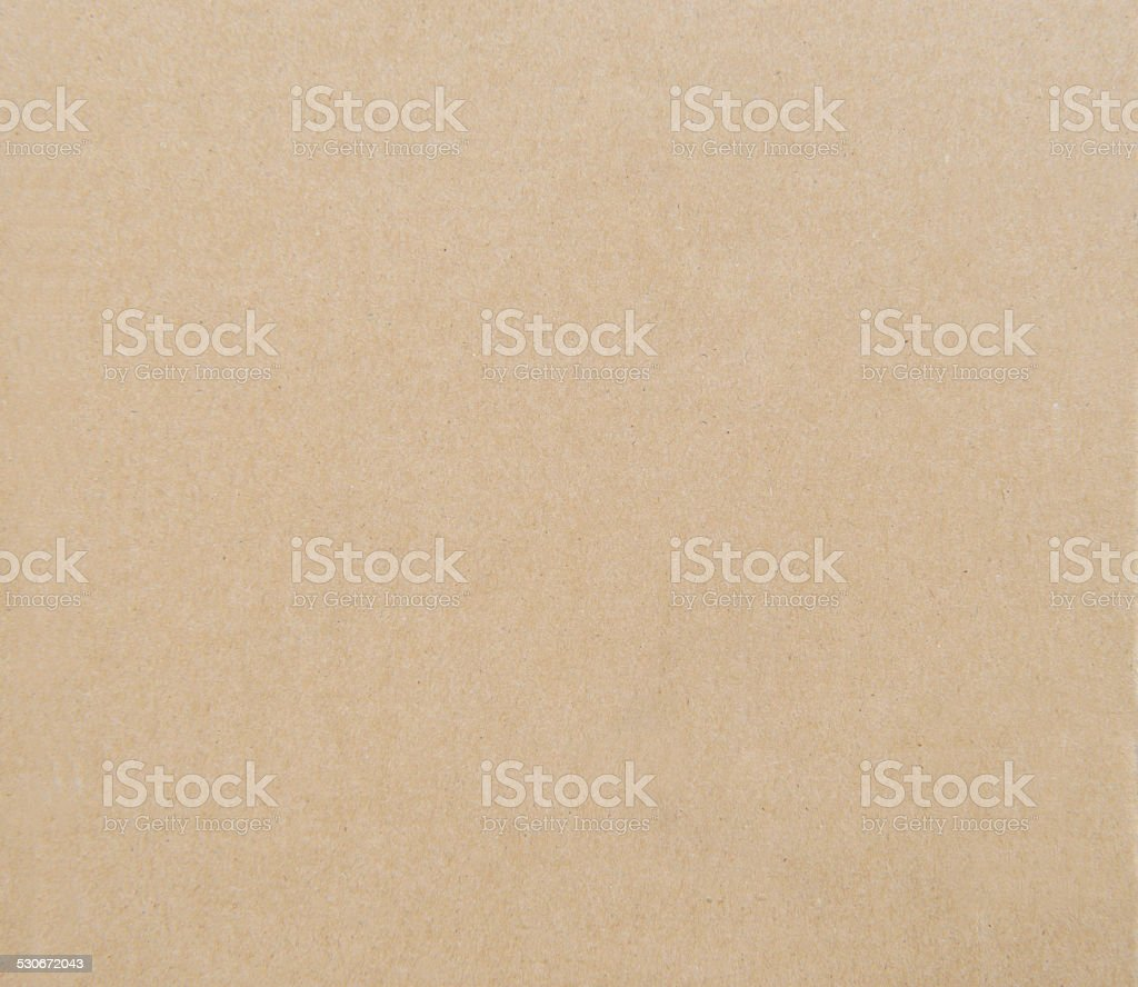Recycled cardboard textured stock photo