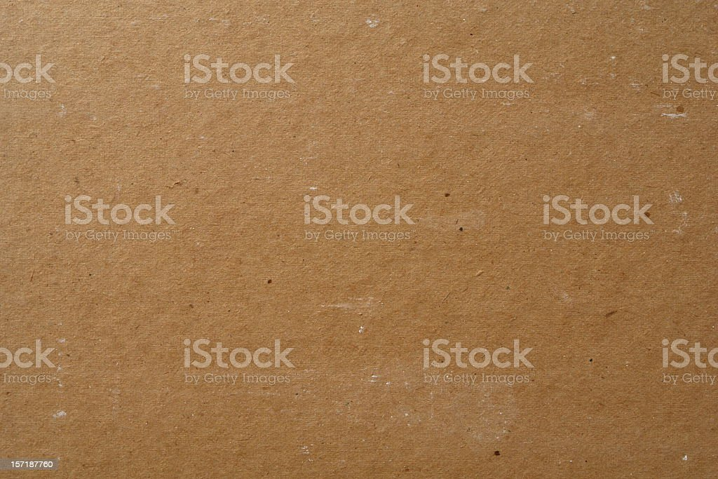 100% Recycled Cardboard Used Paper Urban Texture royalty-free stock photo
