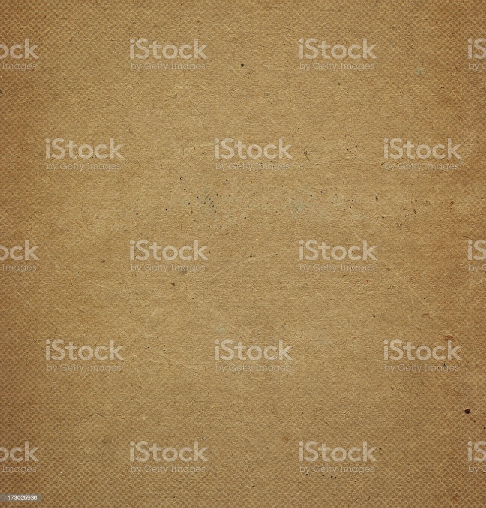 recycled cardstock with halftone background texture royalty-free stock photo