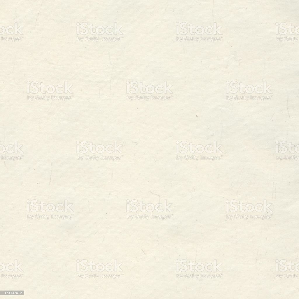Recycled fibre paper texture for backgrounds stock photo