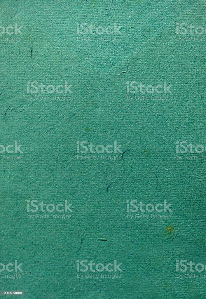 Recycled Green Paper stock photo