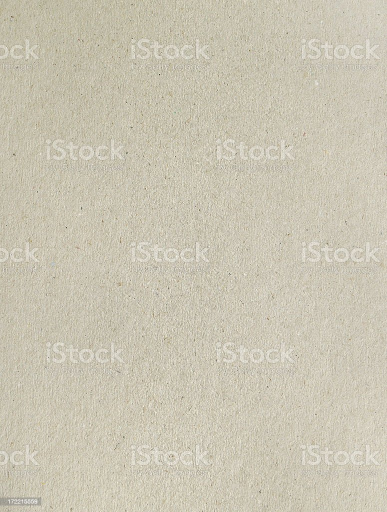 100% Recycled Paper royalty-free stock photo