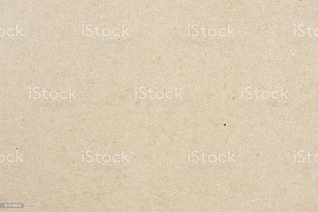 Recycled Paper stock photo