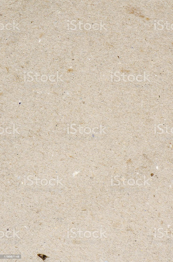 Recycled paper texture royalty-free stock photo