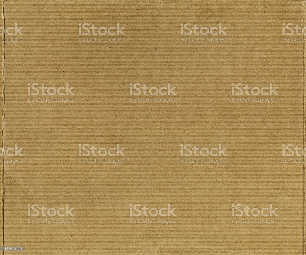 Recycled Paper With Alternating Light and Dark Stripes royalty-free stock photo