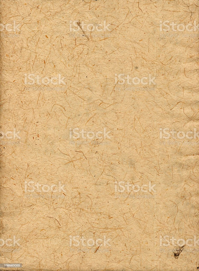 recycled/old paper royalty-free stock photo