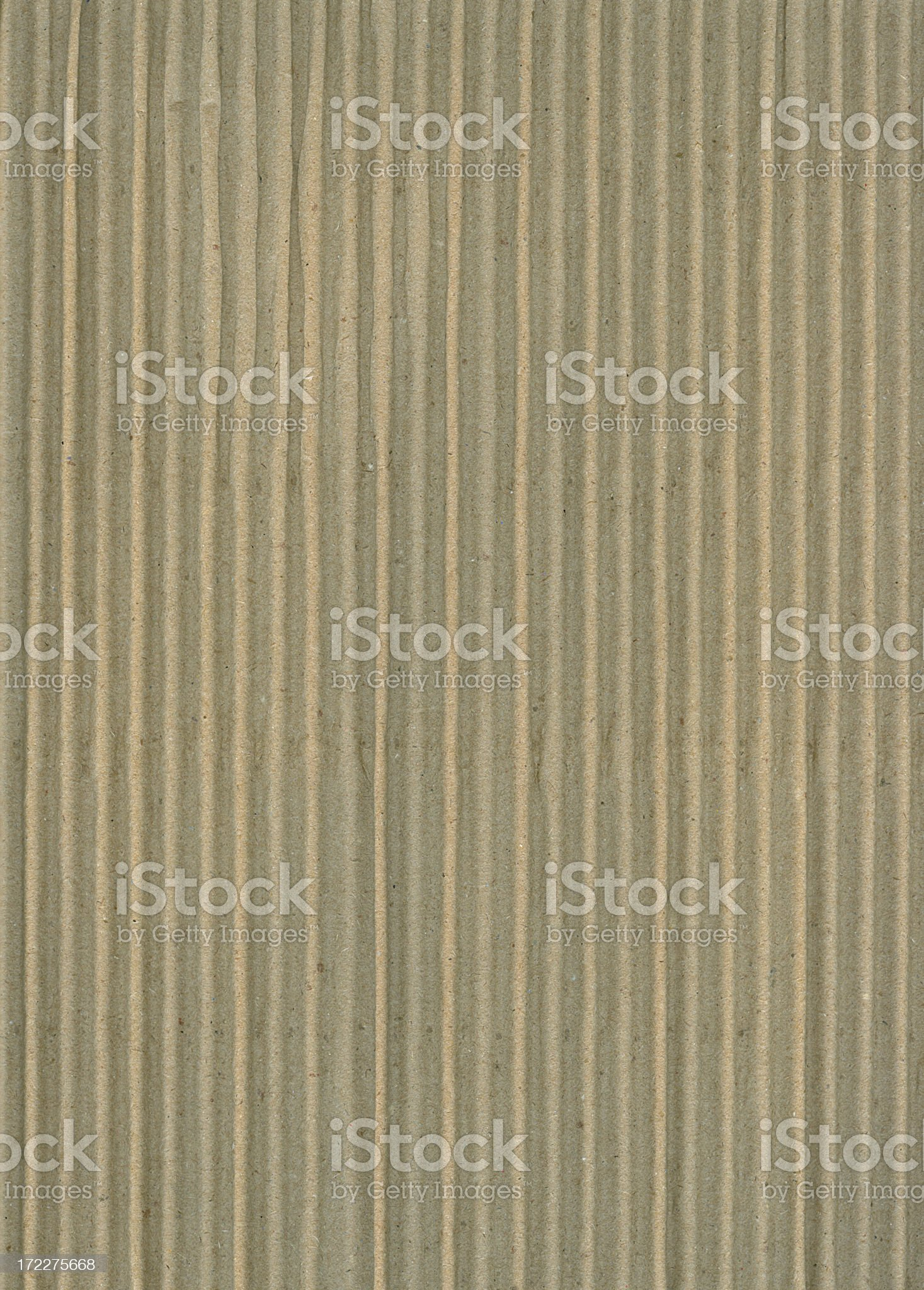 Recycling corrugated cardboard royalty-free stock photo