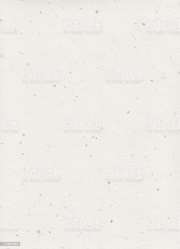 Recycling paper in white and black speckled set royalty-free stock photo