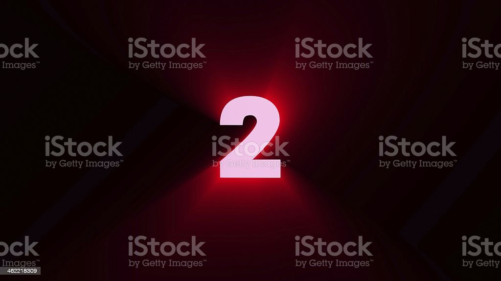 red 2 royalty-free stock photo