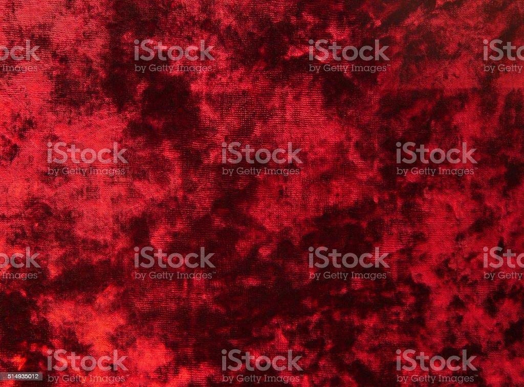 red and black velvet texture background stock photo