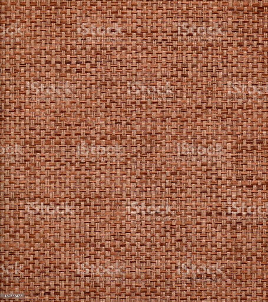 red and brown basket texture royalty-free stock photo