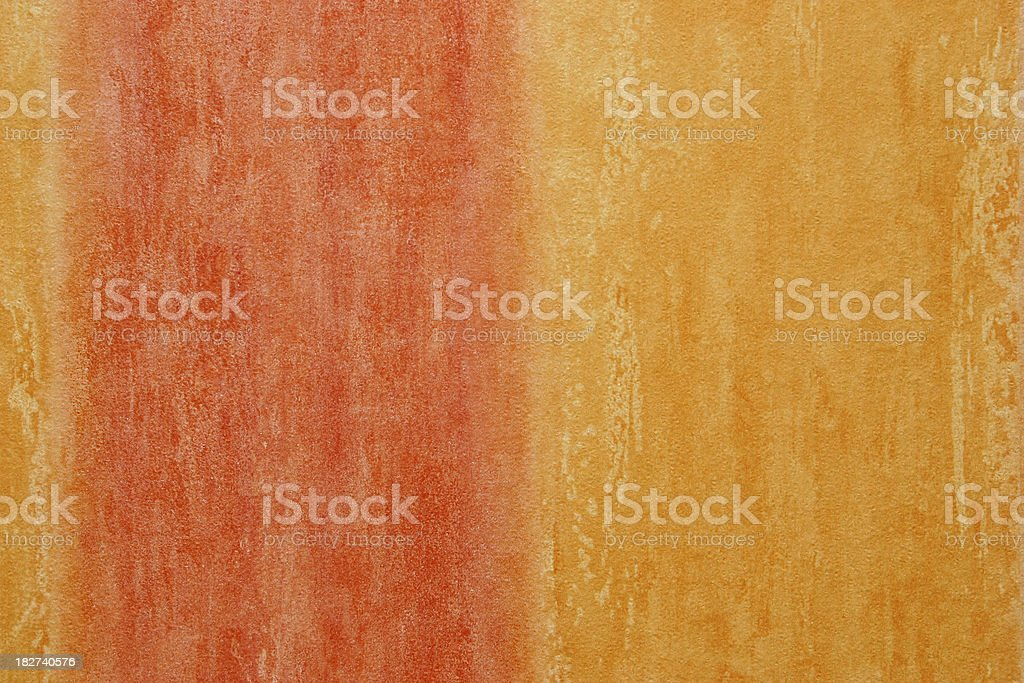 Red and orange color stripes stock photo