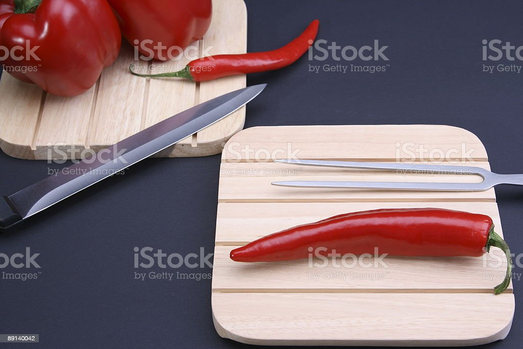 Red and Taste stock photo